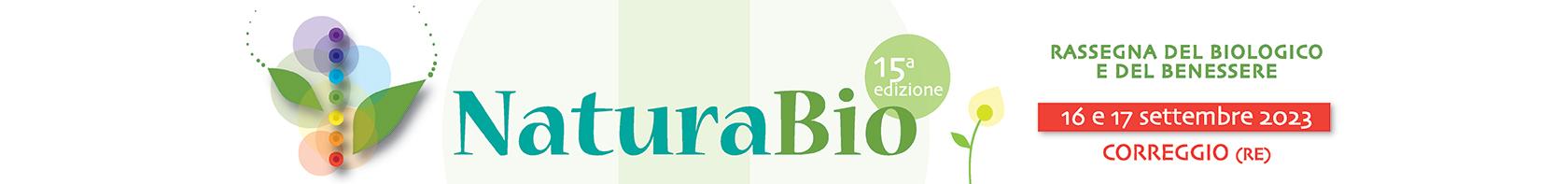 Logo Fiera Natura Bio 2013