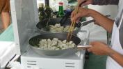 dimostrazione cucina macrobiotica